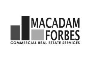 Macadam Forbes Commercial Real Estate Services Logo
